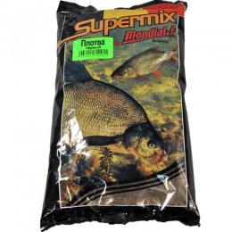 Прикормка Mondial-F Supermix ROACH Black 1кг