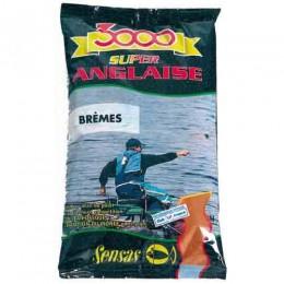 Прикормка Sensas 3000 SUPER ANGLAISE BREMES 1кг