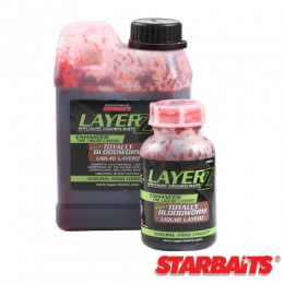 Ароматизатор Starbaits LAYERZ Dip Bloodworm 0,2л