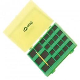 Коробка для крючков пласт. с магн. Sensas MAGNETIC BOX GM 43 яч.