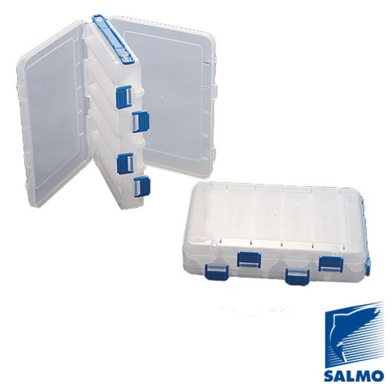 коробка для воблеров salmo