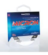 Леска моно. Team Salmo MICRON 050/008