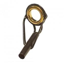 Кольца пропускные Тюльпан Salmo с дополнительной жесткостью SIC TITANIUM разм.08 2,5мм