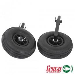 Колёса задние для ящика-платформы Sensas комплект