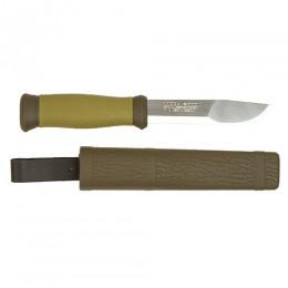 Нож универсальный в пласт. ножнах MoraKNIV 2000