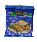 Прикормка зимняя готовая Sensas 3000 BREAM NATURAL 0,5кг