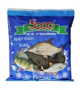 Прикормка зимняя готовая Sensas 3000 ROACH BLACK 0,5кг