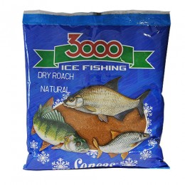 Прикормка зимняя сухая Sensas 3000 ROACH 0,5кг