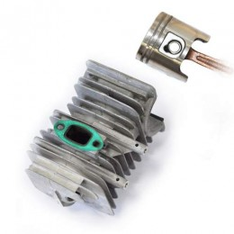 Цилиндр и поршень двигателя бензинового Vista 2-х тактного SOLO