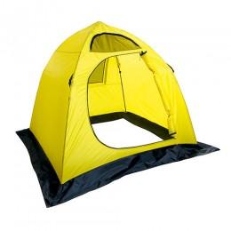 Палатка рыболовная зимняя Holiday EASY ICE 210х210 жел.