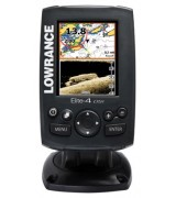 Эхолот Lowrance Elite-4 CHIRP 83/200 455/800