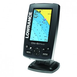 Эхолот Lowrance Elite-4m HD
