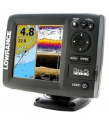 Эхолот Lowrance Elite-5 CHIRP (83/200+455/800)
