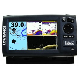 Эхолот Lowrance Elite-7 CHIRP (83/200+455/800)
