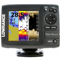 Эхолот Lowrance Elite-5m HD