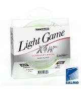 Леска плетеная Team Salmo LIGHT GAME Fine Green X4 100/0064
