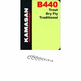 Крючки Kamasan сер.В 440 разм.016 25шт.