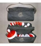 Кружки в сумке диам.14см 10шт. набор