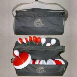 Кружки в сумке диам.18см 10шт. набор