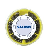 Грузила Salmo ДРОБИНКА PL 6 секций стандартные 070г набор