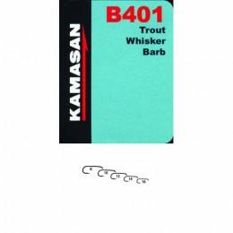 Крючки Kamasan сер.В 401 разм.016 25шт.