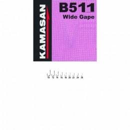Крючки Kamasan сер.В 511 разм.022 10шт.