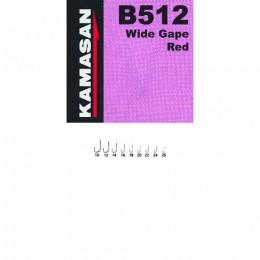 Крючки Kamasan сер.В 512 разм.012 10шт.