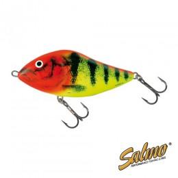 Воблер плавающий джеркбейт Salmo SLIDER F 05/CYP
