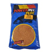 Прикормка Mondial-F Powermix BREAM Caramel 1кг