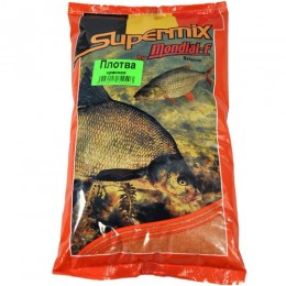 Прикормка Mondial-F Supermix ROACH Red 1кг